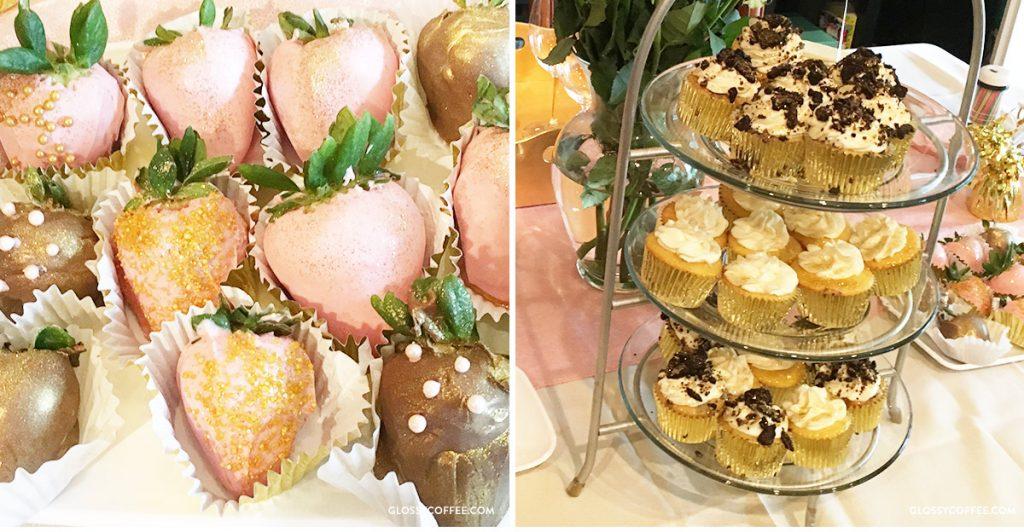 galentine's day desserts