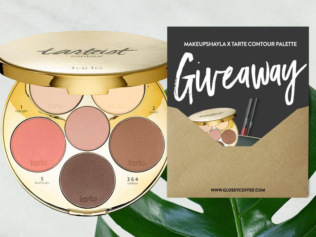 Makeupshayla X Tarte Contour Palette Giveaway